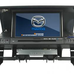 AUTORADIO GPS BLUETOOTH MAZDA 6 + CAMERA DE RECUL