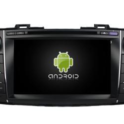 AUTORADIO ANDROÏD GPS BLUETOOTH MAZDA 5 PREMACY 2009-2012 + CAMERA DE RECUL