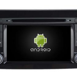 AUTORADIO ANDROÏD GPS BLUETOOTH FIAT BRAVO depuis 2007 + CAMERA DE RECUL