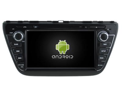 AUTORADIO ANDROID GPS BLUETOOTH SUZUKI SWIFT SX4 S-CROSS depuis 2013 + CAMERA DE RECUL