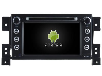 AUTORADIO ANDROÏD GPS BLUETOOTH SUZUKI GRAND VITARA 2005-2013 + CAMERA DE RECUL
