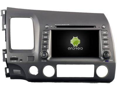 AUTORADIO ANDROÏD GPS BLUETOOTH HONDA CIVIC 2006-2011 + CAMERA DE RECUL