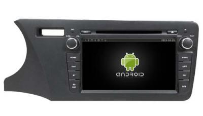 AUTORADIO ANDROÏD GPS BLUETOOTH HONDA CITY depuis 2014 + CAMERA DE RECUL