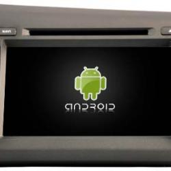 AUTORADIO ANDROÏD GPS BLUETOOTH HONDA CIVIC depuis 2012 + CAMERA DE RECUL