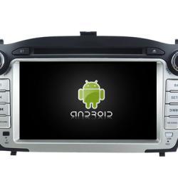AUTORADIO GPS BLUETOOTH HYUNDAI ix35 et TUCSON 2009-2013 + CAMERA DE RECUL