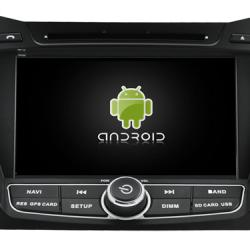 AUTORADIO ANDROÏD GPS BLUETOOTH HYUNDAI ix45 SANTA FE depuis 2013 + CAMERA DE RECUL