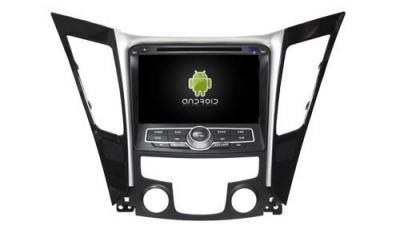 AUTORADIO ANDROÏD GPS BLUETOOTH HYUNDAI NEW SONATA i40, i45, i50 2011-2013 + CAMERA DE RECUL