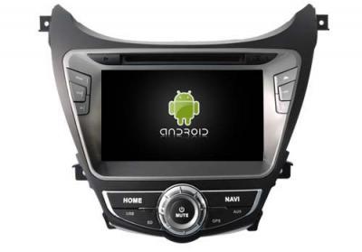 AUTORADIO ANDROÏD GPS BLUETOOTH HYUNDAI ELANTRA AVANTE 2013 + CAMERA DE RECUL