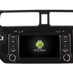 AUTORADIO ANDROÏD GPS BLUETOOTH KIA RIO et K3 2011-2013 + CAMERA DE RECUL