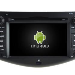 AUTORADIO ANDROÏD GPS BLUETOOTH TOYOTA RAV 4  2006-2012 + CAMERA DE RECUL