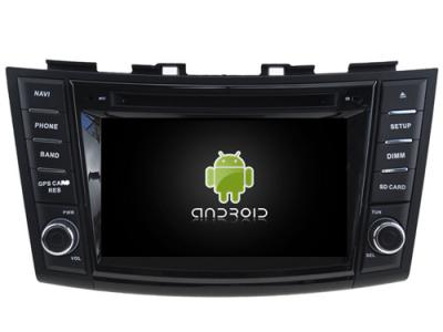 AUTORADIO ANDROÏD GPS BLUETOOTH SUZUKI SWIFT depuis 2011 + CAMERA DE RECUL