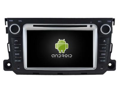 AUTORADIO ANDROÏD GPS BLUETOOTH SMART FOR TWO depuis 2012 + CAMERA DE RECUL
