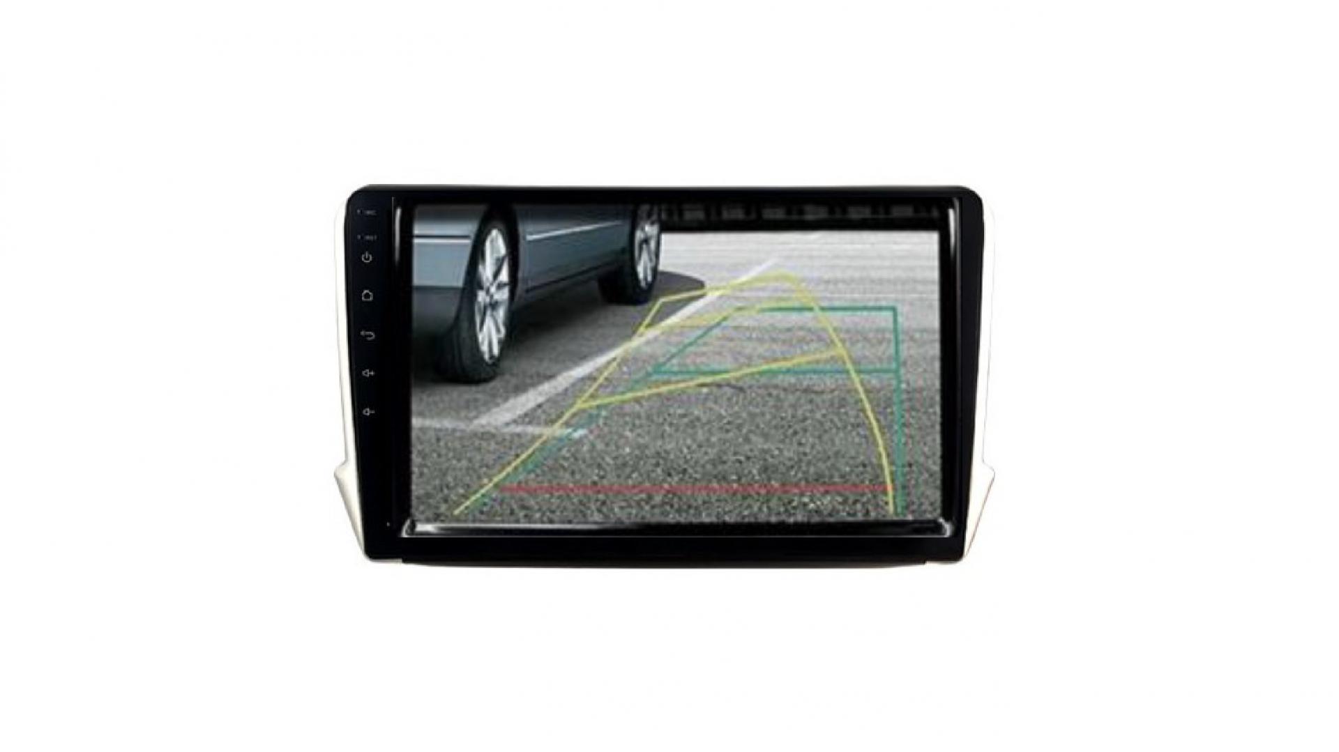 208 2008 autoradio gps bluetooth android auto carplay camera de recul commande au volant1