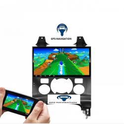 Autoradio Android full tactile GPS Bluetooth Peugeot 3008 et 5008 + caméra de recul