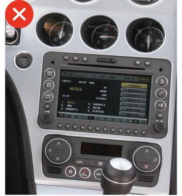 Alfa romeo 159 spider brera android auto carplay mirrorlink iphone 2