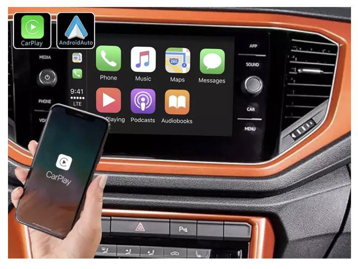 Android auto audi a3 vw t roc t cross peugeot renault megane mercedes peugeot opel toyota camera de recul commande au volant ipod tv dvbt 3g 4g pas cher wifi poste usb sd tnt 2 din