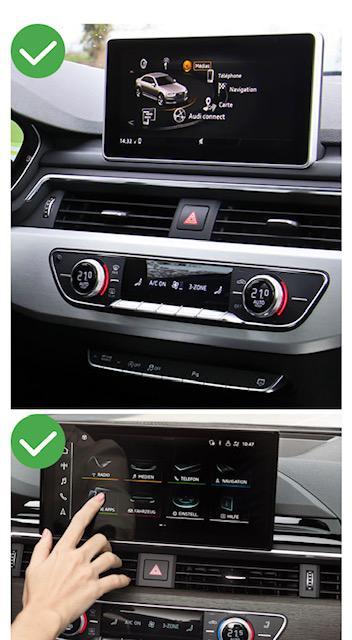 Android auto audi a4 audi a5 peugeot renault megane4 mercedes audi peugeot opel toyota camera de recul commande au volant ipod tv dvbt 3g 4g pas cher wifi poste usb sd tnt 2 din ta