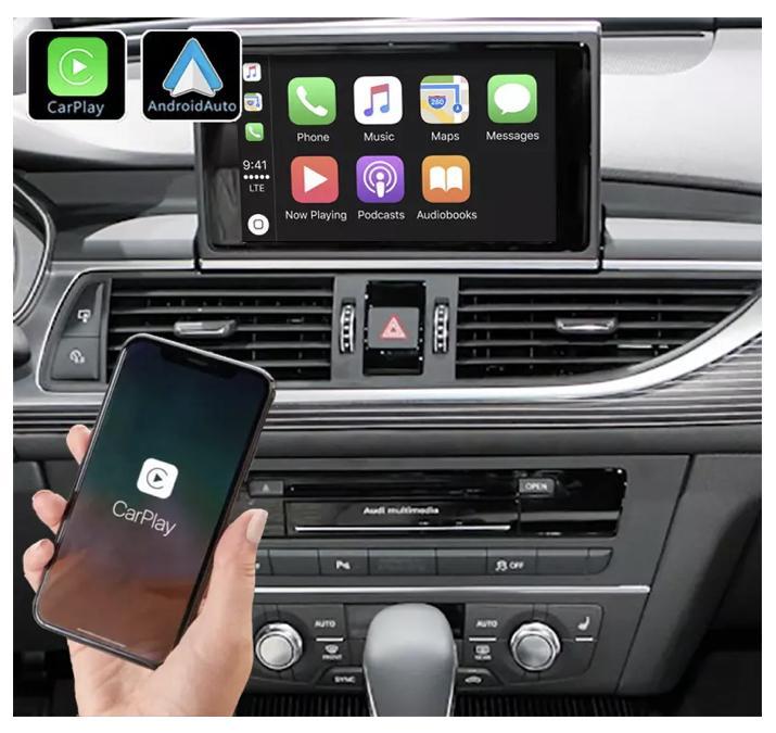 Android auto audi a6 a7 peugeot renault megane4 mercedes peugeot opel toyota camera de recul commande au volant ipod tv dvbt 3g 4g pas cher wifi poste usb sd tnt 2 din tactile canb