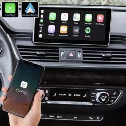 BOîTIER APPLE CARPLAY & ANDROID AUTO SANS FIL POUR AUDI Q5 depuis 2017