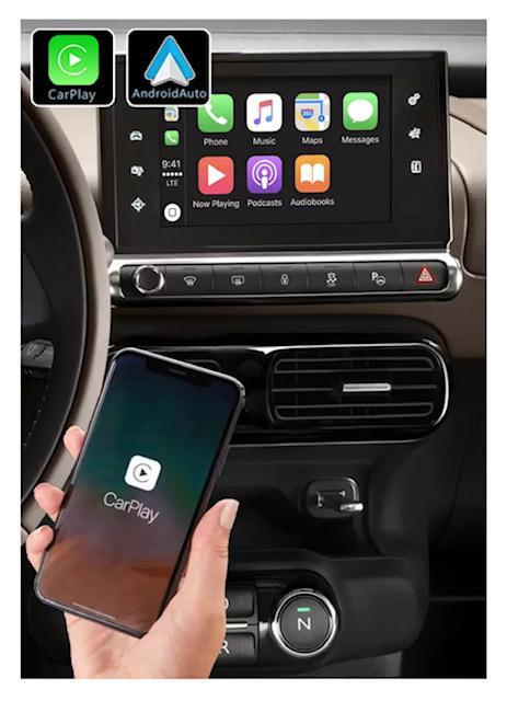 Android vw citroen ds5 megane mercedes peugeot cactus 308 408 jumpy spacetourer c5 c4 ds4 aircross camera de recul commande au volant 2