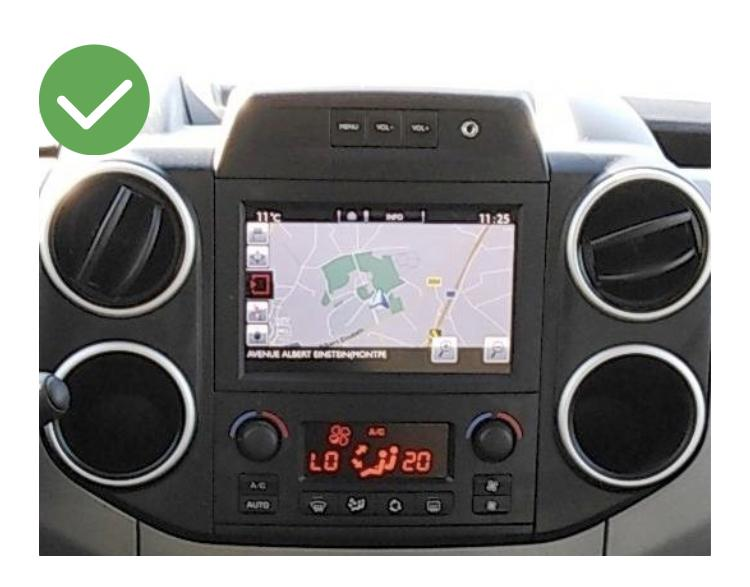 Android vw citroen ds5 megane mercedes peugeot cactus berlingo 308 408 jumpy spacetourer c5 c4 ds4 aircross camera de recul commande au volant 3 1