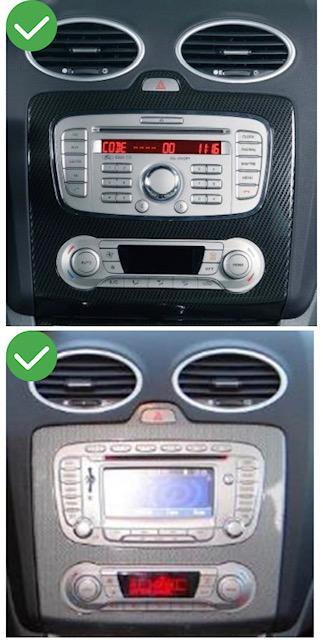 Android vw ford focus clim manuel clim auto megane mercedes peugeot 308 408 paceman camera de recul commande au volant golf 4g pas cher wifi poste usb sd tnt 2 din tactile canbus m