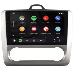 Autoradio full tactile GPS Bluetooth Android Ford Focus de 2004 à 2010 + caméra de recul