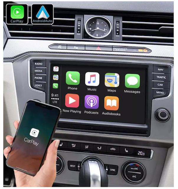 Android vw touran tiguan transporter peugeot renault megane mercedes peugeot vw polo camera de recul commande au volant ipod tv dvbt 3g 4g pas cher wifi poste usb sd tnt 2 din tact