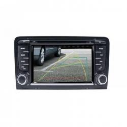 Autoradio tactile GPS Bluetooth Standard Audi A3 8P,S3,RS3,Sportback + caméra de recul