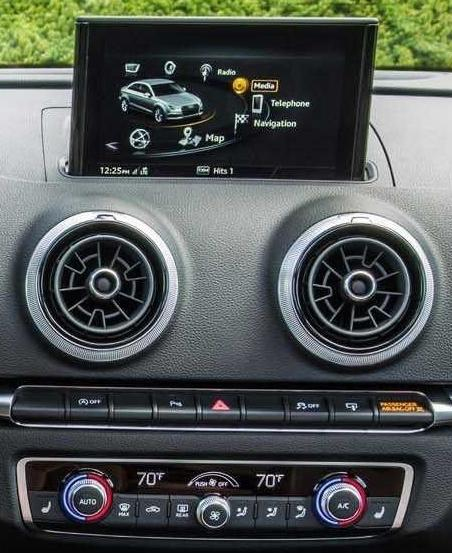 Audi a3 gps android 1