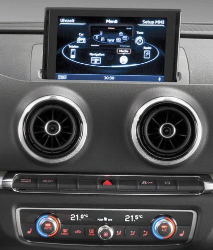 Audi a3 gps bluetooth