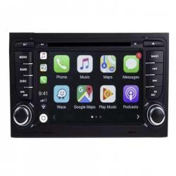 Autoradio tactile GPS Bluetooth Android Audi A4, S4, RS4 + caméra de recul