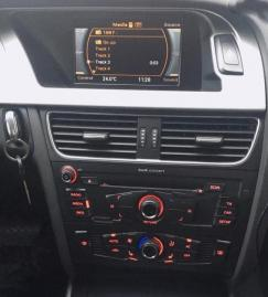 Audi a5 a4 android