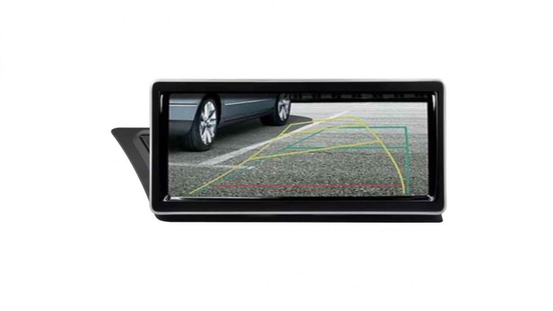 Audi q5 autoradio gps bluetooth android auto carplay camera de recul commande au volant1