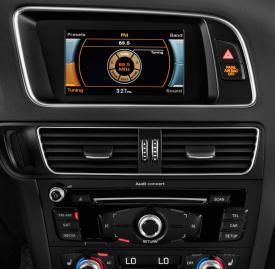 Audi q5 gps