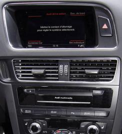 Audi q5 gps bluetooth