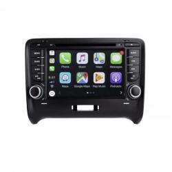 Autoradio tactile GPS Bluetooth Android Audi TT, TTRS + caméra de recul
