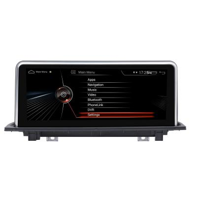 AUTORADIO ANDROÏD GPS BLUETOOTH  BMW X1 F48 depuis 2016 + CAMERA DE RECUL