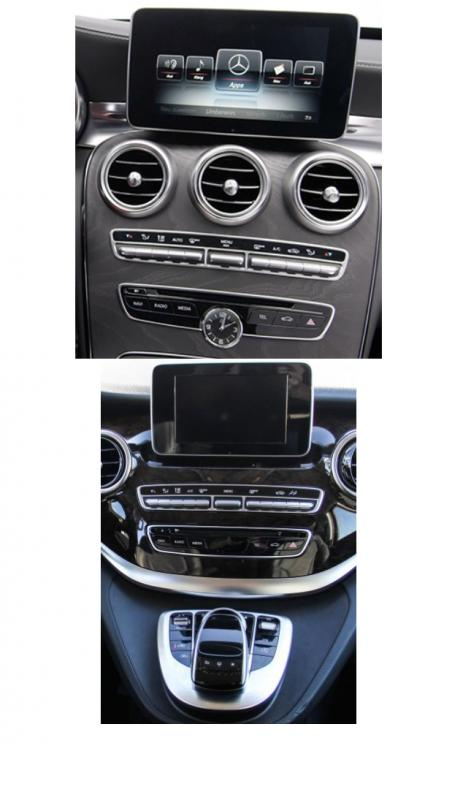 Autoradio android classe c cla gla gps android b class w245 dvd android benz viano vito sprinter autoradios android vw crafter 2