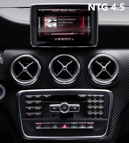 Autoradio android gps bluetooth mercedes classe a classe b classe g et cla gla depuis 2013 camera de recul 18