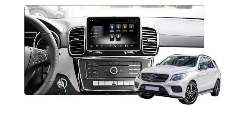 Autoradio android gps bluetooth mercedes classe a classe b classe g et cla gla depuis 2013 camera de recul 22