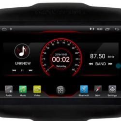 AUTORADIO GPS BLUETOOTH ANDROÏD JEEP RENEGADE + CAMERA DE RECUL