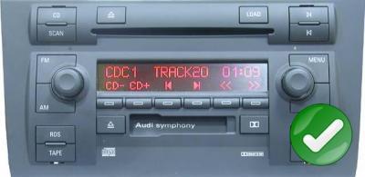 Autoradio audi a6 android