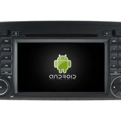 Autoradio Android tactile GPS Bluetooth Mercedes Classe R  W251 R280 R300 R350 R63 + caméra de recul
