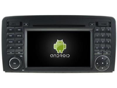 AUTORADIO ANDROÏD GPS BLUETOOTH MERCEDES CLASSE R  W251 R280 R300 R350 R63 + CAMERA DE RECUL