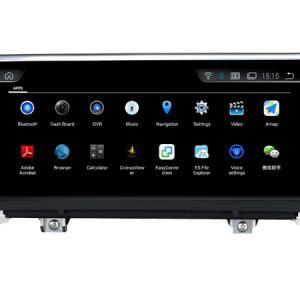 Autoradio bmw x3 f25 f26 gps bluetooth autoradio gps android bmw x3 f25 camera de recul commande au volant ipod tv 3g 4g pas cher wifi poste usb sd tnt double 2 din tactile canbus