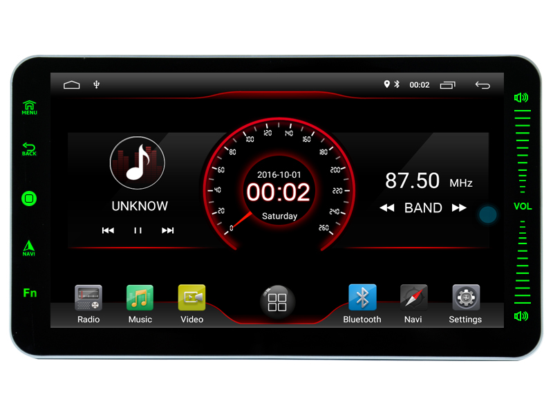 Autoradio gps bluetooth 1 din android camera de recul commande au volant ipod tv dvbt 3g 4g pas cher wifi poste usb sd tnt double 2 din canbus iphone samsung www gps navigation fr