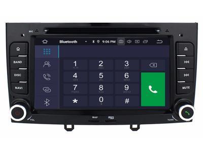AUTORADIO GPS BLUETOOTH  PEUGEOT RCZ, 308, 308 CC, 308 SW 408 + CAMERA DE RECUL