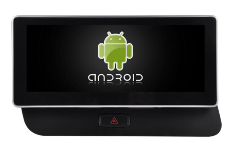 Autoradio gps bluetooth android audi a4 a5 q5 camera de recul commande au volant ipod tv dvbt 3g 4g pas cher wifi poste usb sd tnt 2 din tactile canbus mirror link iphone samsung w