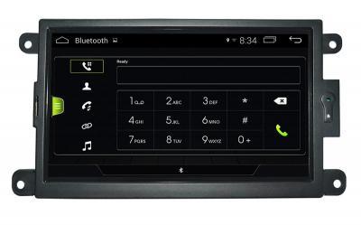 AUTORADIO GPS BLUETOOTH AUDI A4 et A5 + CAMERA DE RECUL